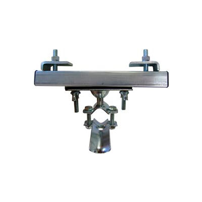 Hubbell F-ICE End Clamp Flat Cable - Single Saddle For S-Beam Trolleys