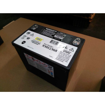 12V, 54A Sealed Lead Acid Replacement Battery