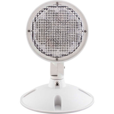 Hubbell CORS Outdoor Singlee Head Remote LED Fixture, 3VDC