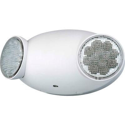 Compass Lighting CU2 LED White Emergency Unit w/ Adjustable Heads