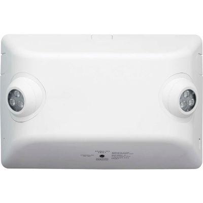 Hubbell EVHCR2 LED Remote- EVHC Series, Dual Head, White
