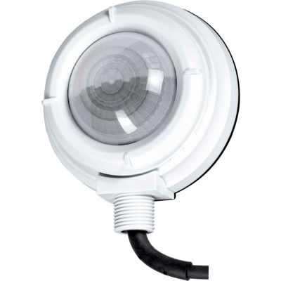 Hubbell WASP End Fixture Mount Occupancy Sensor, White