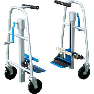 Global Industrial™ Mechanical Furniture And Equipment Moving Dolly, 1100 Lb. Capacity