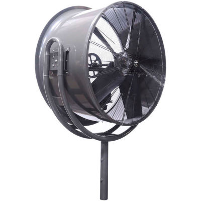Jetaire® 54 Inch High Velocity Fan, Oscillating, 230 V, 3PH, 27900 CFM, 3 HP HV5418OC-Y