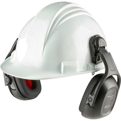 Honeywell Verishield™ Hard Hat Mounted Ear Muff, Dieletric, 25 dB, Black/Yellow