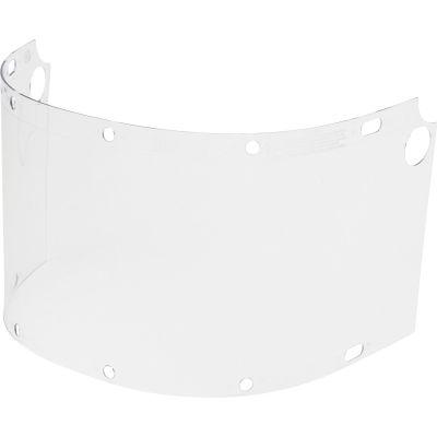Honeywell Fibre-Metal® Clear Propionate Faceshield Window for FM400/FM500DCCL Series