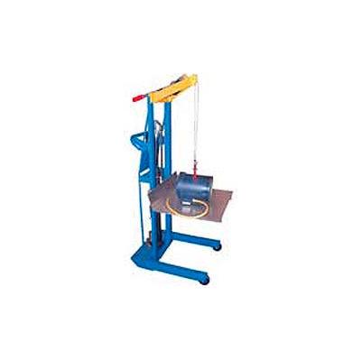 Optional Hand Crank Winch & Hook Option HYDRA-H for Hydra Lift Cart