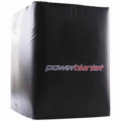 Powerblanket® Insulated Tote Heater For 330 Gallon IBC Tote, Up To 145°F, 120V