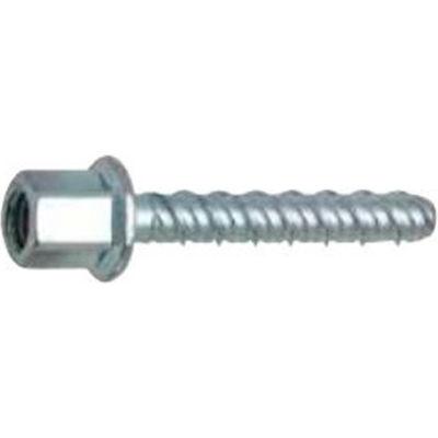 "Hang-TITE™ Concrete Vertical Rod Hanger Anchor - 1-1/4"" Bolt - Steel - Zinc - Pkg of 100"