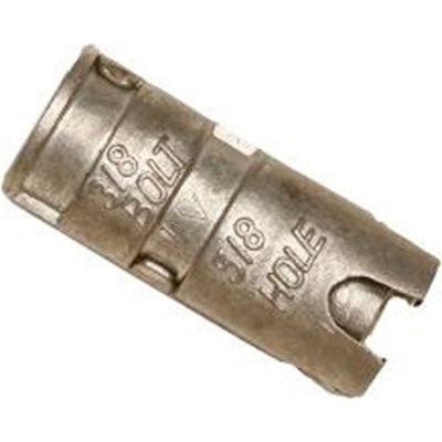 """1/4"""" x 1-5/16"""" Single Expansion Shield - Zamac Alloy - Pkg of 100 - Wej-It SES14"""