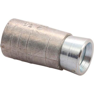 3/8-10 Hollo Set™ Drop In Anchor - Steel - Zinc - Pkg of 50 - Wej-It WDHS38