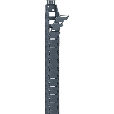 """Igus® 15-025-038-0-3 Energy Chain® System, 0.94"""" x 1.42"""" Outside, 1.5"""" Bend, 3' Length"""