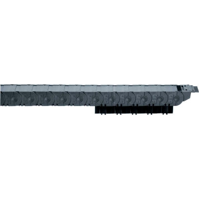 """Igus® 3480-075-200-0-4 Energy Chain® System, 2.52"""" x 3.74"""" Outside, 7.87"""" Bend, 4' Length"""