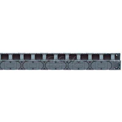 IGUS E4-56-25-150-0 E4-56-25-150-0 Energy Chain Cable Carrier, Snap Open Crossbar Top & Bottom