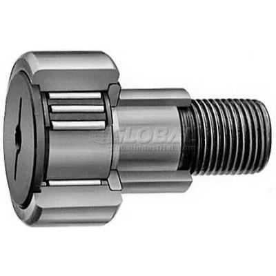 IKO Cam Follower ECC Collar Caged Screwdriver Slot DBL Sealed 26mm OD 12mm W M10 x 1.25 THR