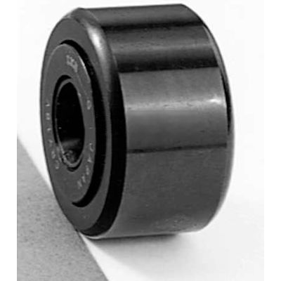 """IKO Roller Follower- Full Comp- Inch, CRY64VUUR, Crowned OD, Double Sealed, 4"""" OD"""
