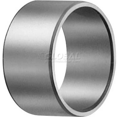 "IKO Inner Ring for Shell Type Needle Roller Bearing INCH, 1"" Bore, 1-1/4 OD, 13.08mm Width"