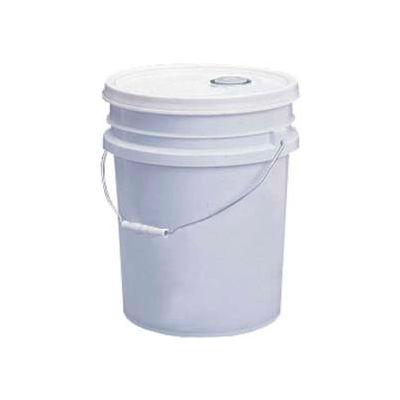 Impact® Pail - 5 Gallon W/ Lid, White , 5515 - Pkg Qty 10