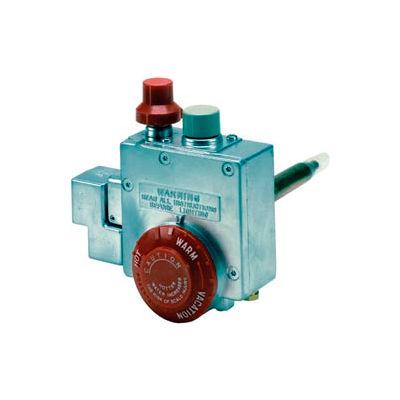 "Water Heating Control - 45K capacity, 1/2"" Inlet Pipe, 3.5"" W.C NAT. Gas Reg."