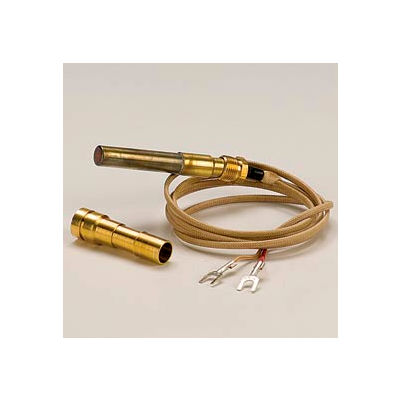 """Thermopile w/ PG9 Pilot Adaptor, Two Lead, 48"""" Long"""