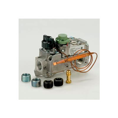"""Gas Heating Valve - 1/2"""" Inlet & Outlet, Cap. Length 18"""", Hydraulic Snap Action"""