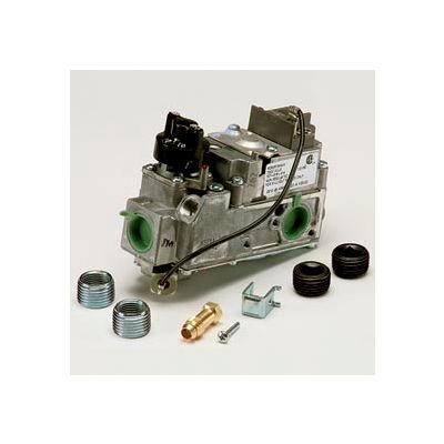 """Gas Heating Valve - 1/2"""" Inlet & Outlet,  No Pressure Reg., Millivolt"""