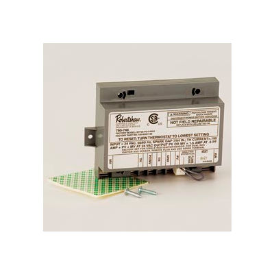 Gas Ignition Control, Universal Lockout