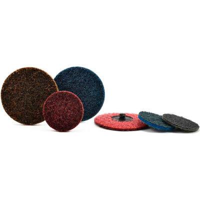 "Superior Abrasives 38460B Conditioning QC Disc Type R 2"" Silicon Carbide Super Fine - Pkg Qty 50"