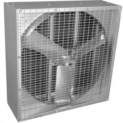 "Hessaire 36"" Direct Drive Box Fan 36D370-N, 1/2HP, 1PH, 11070 CFM"
