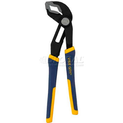 """IRWIN VISE-GRIP® 4935351 GV6 6"""" V-Jaw Push Button Adjustment Tongue & Groove Plier"""
