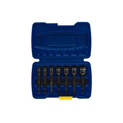 POWER-GRIP Screw and Bolt Extractor 7 Pc. Set
