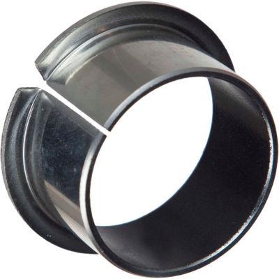 Isostatic TU® Steel-Backed PTFE Flange Bearing 702013, 12mm ID X 14mm OD X 12mm Long