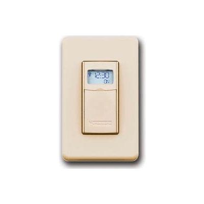 Intermatic EI400C Digital Auto-Off Timer 20 Amp 12-277VAC, 12-28VDC, Ivory