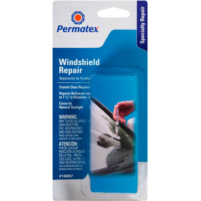 Permatex® Bullseye™  Windshield Repair Kit (5-pc) - 16067