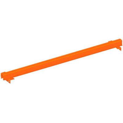 """Interlake Mecalux - Pallet Rack Fork Clearance Bar - 48""""L"""