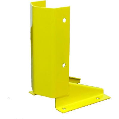 "Interlake Mecalux - US-80 - Column Protetctor - 16"" H w/ Floor Anchor Bolts"