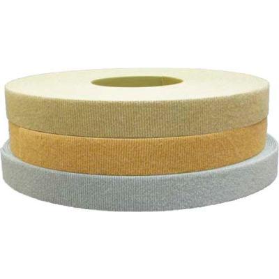 """VELCRO® Brand One-Wrap® Hook & Loop Tape Fasteners Tan 1"""" x 75'"""