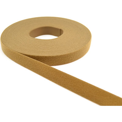 "VELCRO® Brand One-Wrap® Hook & Loop Tape Fasteners Coyote 1"" x 75'"