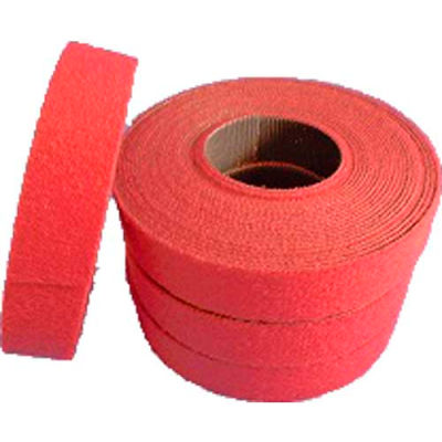 "VELCRO® Brand One-Wrap® UL Rated Fire Retardant Fasteners Cranberry 5/8"" x 15'"