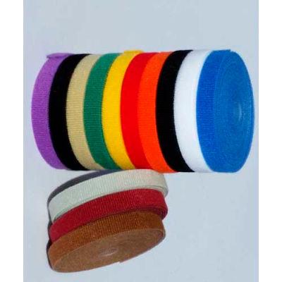 """VELCRO® Brand One-Wrap® Hook & Loop Tape Fasteners Beige 1/2"""" x 15'"""