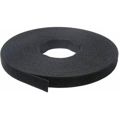 """VELCRO® Brand One-Wrap® Hook & Loop Tape Fasteners Black 2"""" x 75'"""