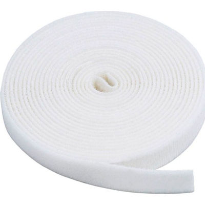 "VELCRO® Brand One-Wrap® Hook & Loop Tape Fasteners White 3/4"" x 15'"