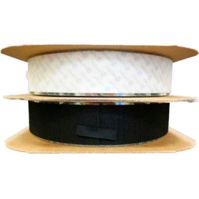 "VELCRO® Brand Black Hook With Acrylic Adhesive 4"" x 75'"