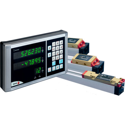 "Fagor Prokit 2 12"" x 36"" MILL Digital Readout System"