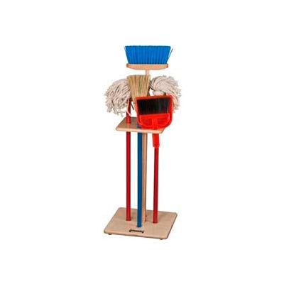 Jonti-Craft® Housecleaning Rack