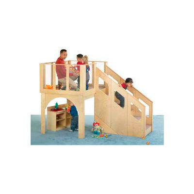 Jonti-Craft® Tots Loft - For 24-36 Months Kids