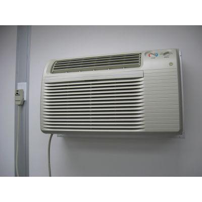 Porta-King Heat Thru-Wall HVAC Unit, G_HVAC_12.0_11.2, 230V, 12,000 BTU Cool/11,200 BTU Heat