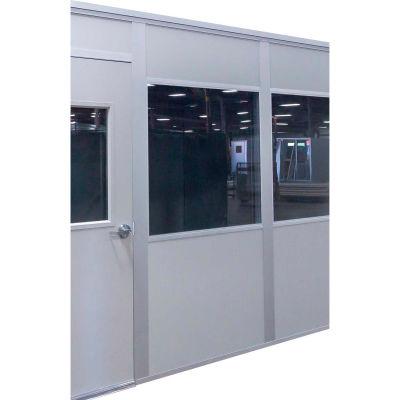 Porta-King Inplant Office Fixed Window - G_FW