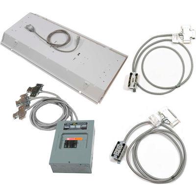 Porta-King Modular Electric Kit, For 8' x 12' Inplant Office