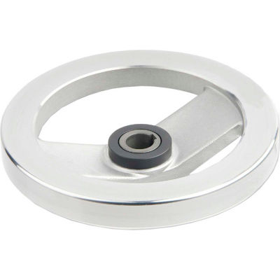 "JW Winco - 14KE79/AZI - Safety Clutch Handwheel - Needle Bearing w/o Handle 5.51""D-14mm Bore-Keyway"